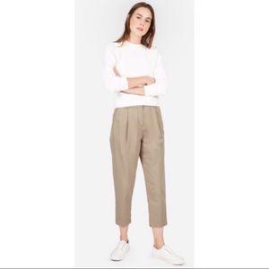 NWOT Everlane Slouchy Chino Trendy Trouser Pants